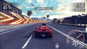 Need for Speed Near Miss