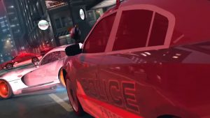 Need for Speed Police Chase