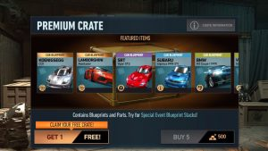 Need for Speed Premium Crate