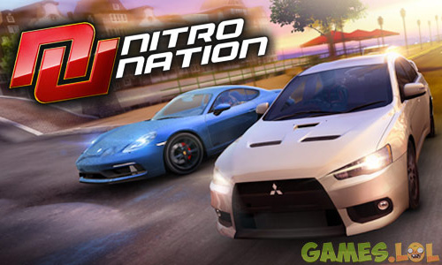 Play Nitro Nation Drag Drift on PC