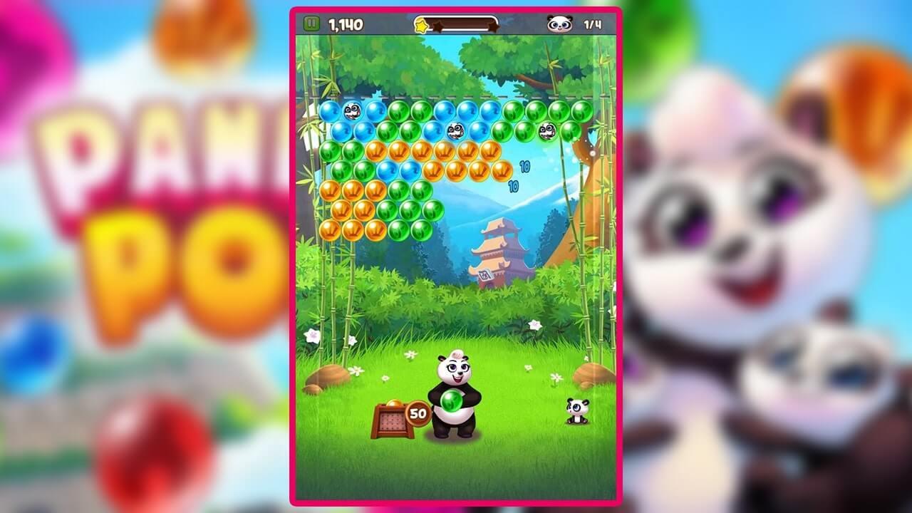 Panda Pop Green Pop
