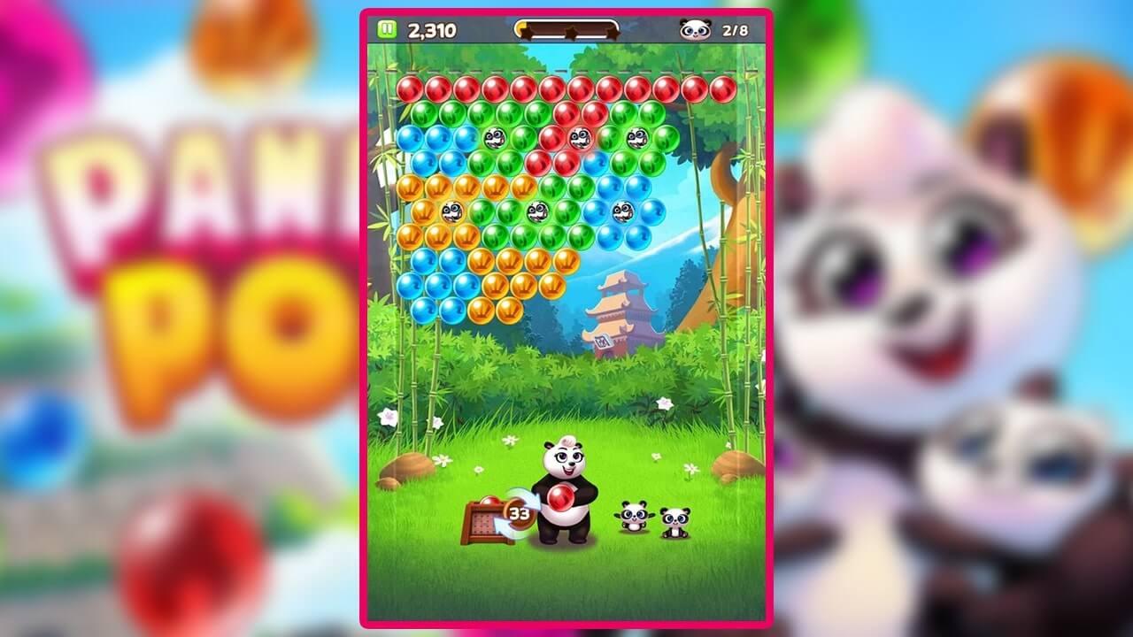 Panda Pop Red Pop