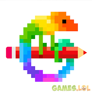 Play Pixel Art: Color by Number on PC