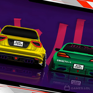 Play Pixel Car Racer on PC