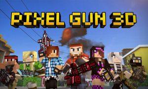 Play Pixel Gun 3D Pocket Edition on PC
