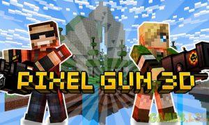 Play Pixel Gun 3D Survival Shooter Battle Royale on PC