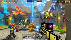 Pixel Gun 3D Pocket Edition Battle