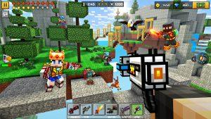 Pixel Gun 3D Pocket Edition Clash