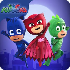 Play PJ Masks Moonlight Heroes on PC
