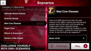 Plague Inc Scenarios Mad Cow Disease