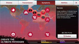 Plague Inc Symptoms Necrosis