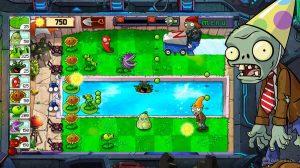 Plants vs. Zombies Birthday Cap