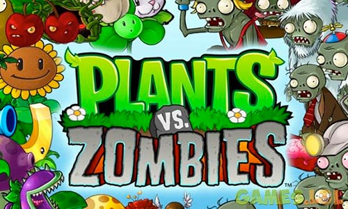 Plants vs. Zombies Main