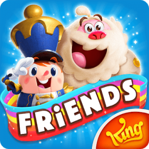 Play Candy Crush Friends Saga on PC