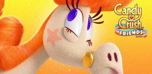 candy crush friends saga misty long eyelashes