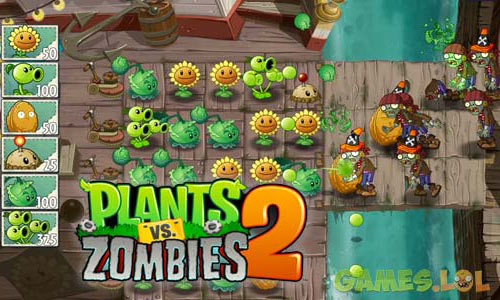 pvz2 thumbnail gameplay