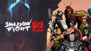 shadow fight2 title game