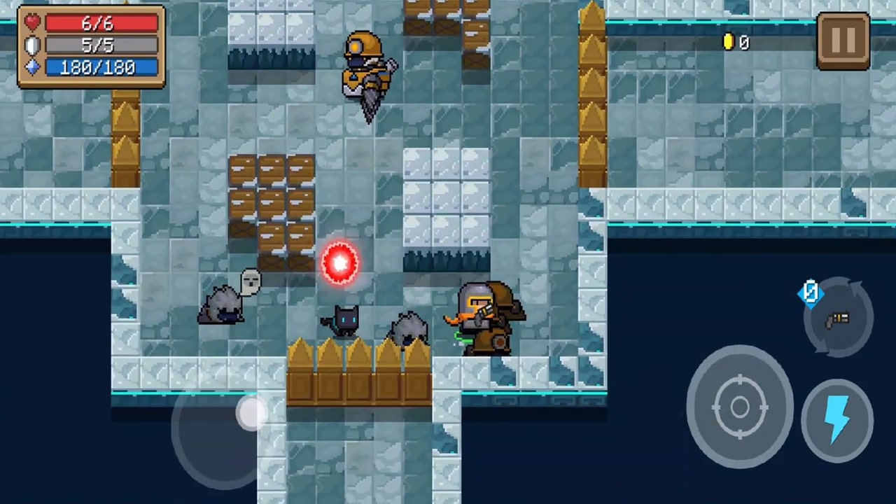 Soul Knight Upgrade Gameplay