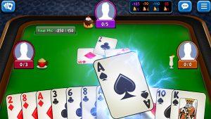 spades plus lucky card