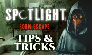 Spotlight: Room Escape Guide to Solving Puzzles Featured Image