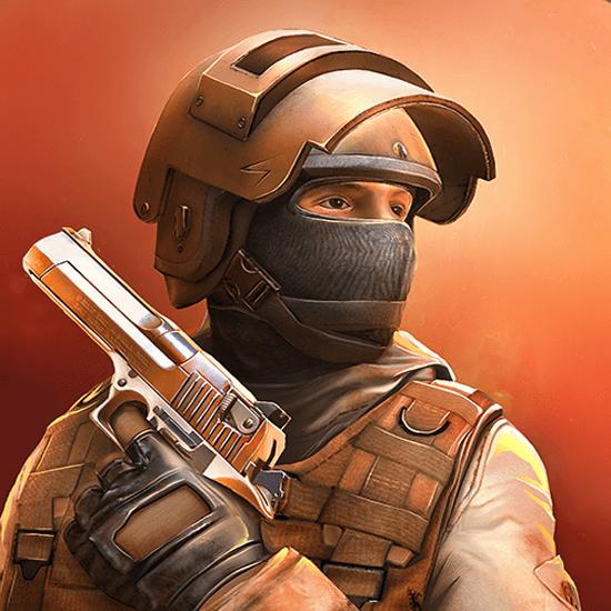 Standoff Game Icon