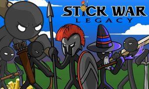 Play Stick War Legacy on PC