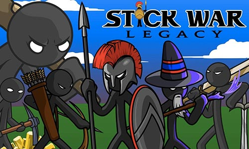 stickwar legacy warriors and wizards