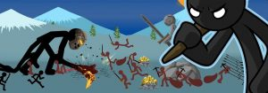 stickwar legacy caveman against giant