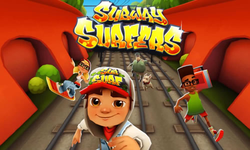 subway surfers fast ride