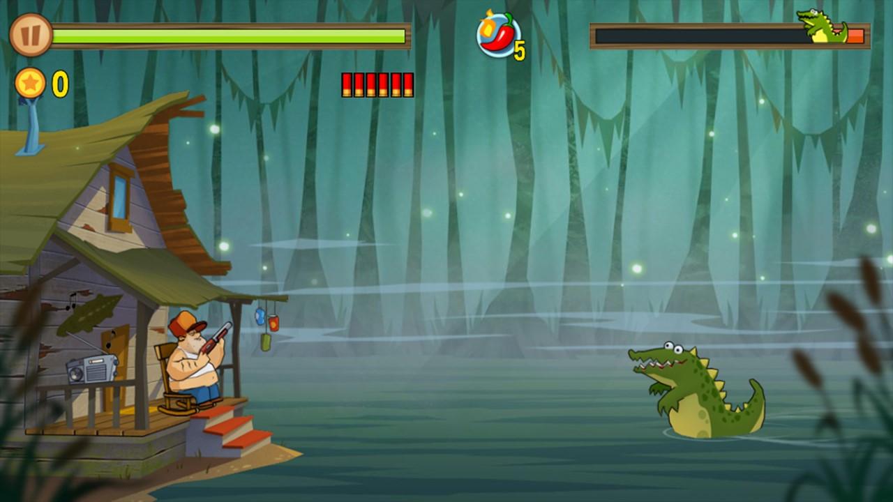 swamp attack crock