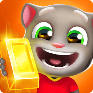talking tom gold run halloween