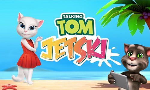 Talking Tom Jetski Match Making