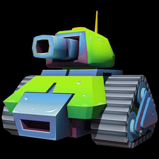 tanks a lot plasma cannon