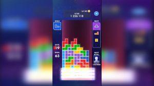 Tetris Mission Clear Lines