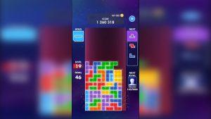 Tetris Solo Player Mode