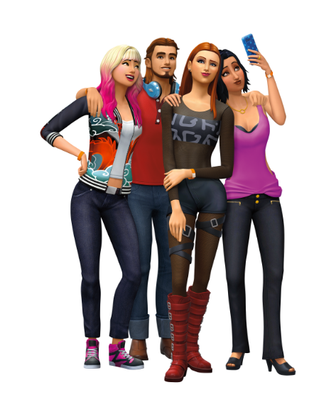 the sims freeplay main 2