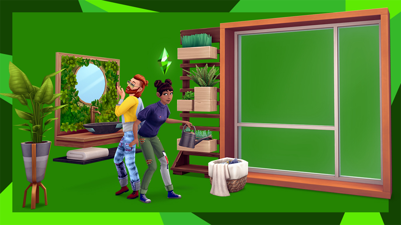 the sims mobile plants