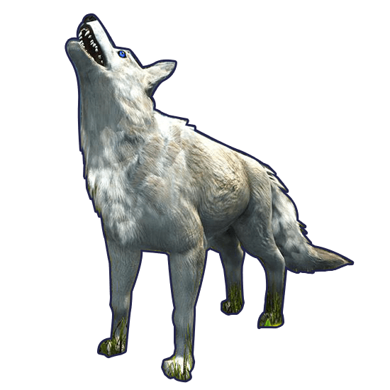 the wolf online white wolf howling