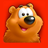 toon blast bear icon