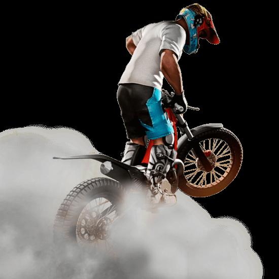 Trial Xtreme 3 Motocross Biker