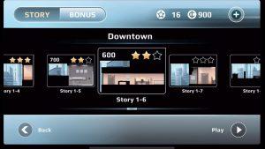 Vector Downtown Story Bonus