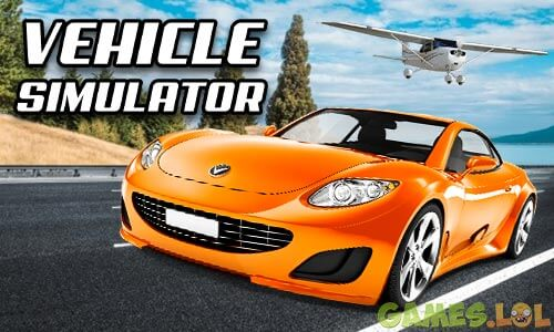 Play Vehicle Simulator on PC