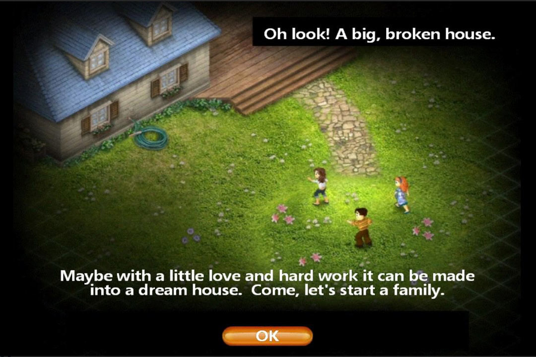 Virtual Families House
