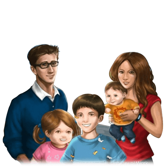 Virtual Families Together