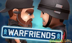 Play WarFriends: PvP Shooter Game on PC