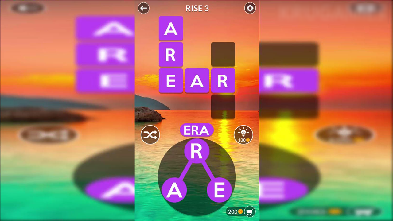 Wordscapes Simple Level