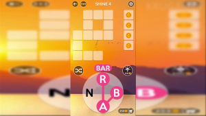 Wordscapes Word Game Bar