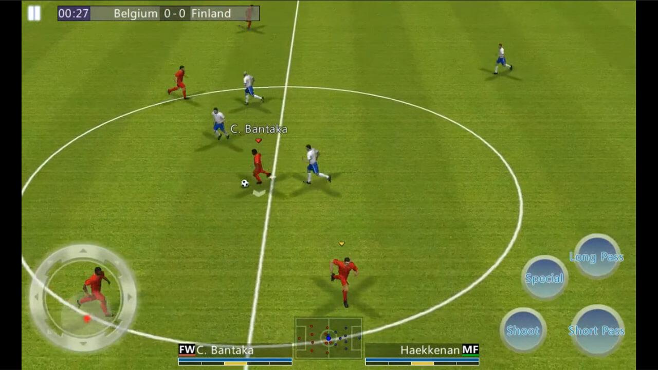 World Soccer League Bantaka