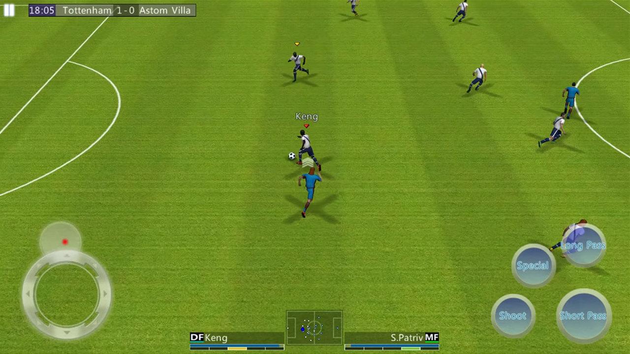 World Soccer League Play