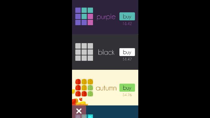 1010 Purple Black Autumn Sale